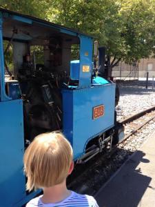 Bub, a real steamie, just like Thomas!