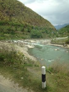 The Bhote Kosi