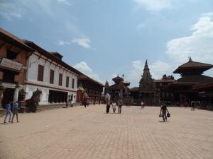 Durbar Square.